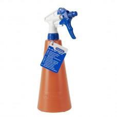 Проф. распылитель 750 ml, PE оранжевый, пласт. дюза