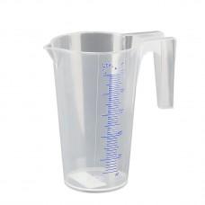 Измерительная емкость из полипропилена 0,25 л, прозрачный