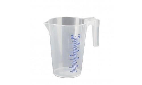 Измерит.емкость из полипропилена 0,5 л