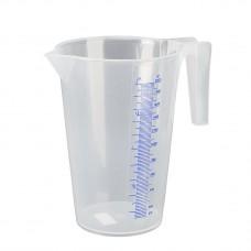 Измерительная емкость из полипропилена 2 л, прозрачный