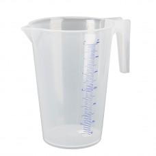 Измерительная емкость из полипропилена 3 л, прозрачный