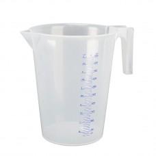 Измерительная емкость из полипропилена 5 л, прозрачный