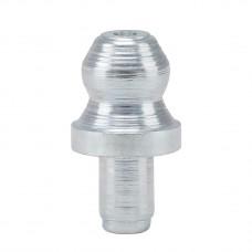 Пресс-масленка H1A, прямая, круглая, Ø 4 mm, VZ, ESN