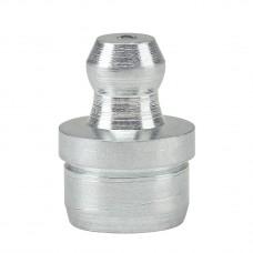 Пресс-масленка H1A, прямая, круглая, Ø 10 mm, VZ, ESN