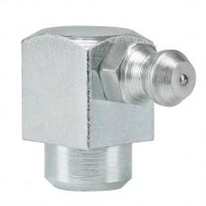 Пресс-масленка H3 A, 90°, Ø 10 mm-VZ-VK, заколачиваемая