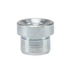 Пресс-масленка конусная D1 A, 10/12-Ø 10-KØ 12-VZ-круглая, заколачиваемая
