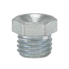 Пресс-масленка конусная D1, наружная прямая M 8 x 1, VZ, SK, SW 9