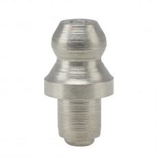 Пресс-масленка H1A, Ø 6 mm-VA-круглая, заколачиваемая, н/ж сталь