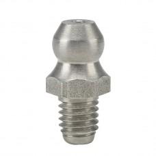 Пресс-масленка H1, M 5 x 0,8-VA-SK-SW 7, нержавеющая сталь