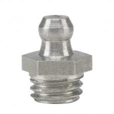 Пресс-масленка H1, M 10 x 1,5-VA-SK-SW 11, нержавеющая сталь