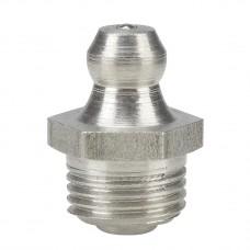 Пресс-масленка H1, прямая G 1/8'', VA, SK, SW 11 mm, нержавеющая сталь