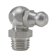 Пресс-масленка H3, 90° M 8 x 1, VA, SK, SW 9 mm, нержавеющая сталь
