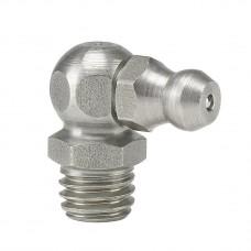 Пресс-масленка H3, 90°, M 8 x 1,25-VA-SK-SW 9,нержавеющая сталь