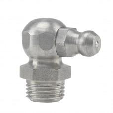 Пресс-масленка H3, 90° G 1/8'', VA, SK, SW 14 mm, нержавеющая сталь