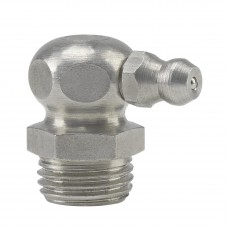 Пресс-масленка H3, 90° G 1/4'', VA, SK, SW 9 mm, нержавеющая сталь