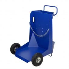 Тележка для бочек 200 kг на больших колесах