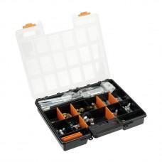 Профессиональный набор смазчика, M 10 x 1 Для смазки плунжерными шприцами