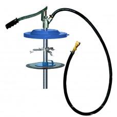 Нагнетатель смазки, для систем центр. раздачи смазки для емкостей 20 кг, Ø 270 - 310 mm