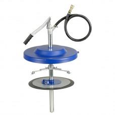 Нагнетатель смазки, для систем центр. раздачи смазки для емкостей 50 кг, Ø 335 - 385 mm