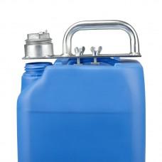 Держатель насоса  для пластиковых канистр 20 до 30 литров