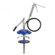 Нагнетатель смазки, ручной, с 17600 для емкостей 5 кг, Ø 180 - 210 mm
