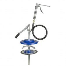 Нагнетатель смазки, ручной, с 17600 для емкостей 15 кг, Ø 240 - 270 mm