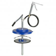 Нагнетатель смазки, ручной, с 17600 для емкостей 25 кг, Ø 310 - 335 mm