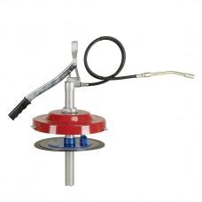 Ручной нагнетатель смазки для емкостей, 20 kg GDE, Ø 270 - 310 mm