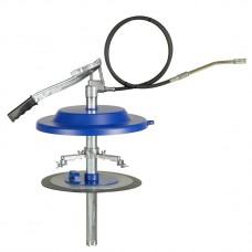Ручной нагнетатель смазки для емкостей 20 kг , Ø 270 - 310 mm