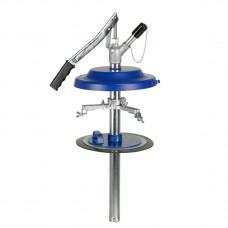 Нагнетатель смазки, ручной для емкостей 10 кг, Ø 210 - 240 mm