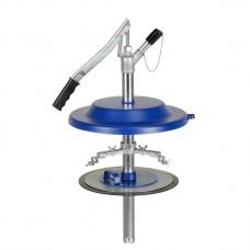 Нагнетатель смазки, ручной для емкостей 15 кг, Ø 240 - 290 mm