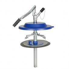 Нагнетатель смазки, ручной для емкостей 20 кг, Ø 270 - 310 mm