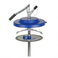 Нагнетатель смазки, ручной для емкостей 25 кг, Ø 310 - 335 mm