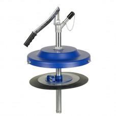 Нагнетатель смазки, ручной для емкостей 25 кг, Ø 300 - 350 mm