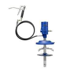 Система раздачи смазки, стационарная для емкостей 5 кг,  Ø 180-210 mm