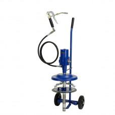 Система раздачи смазки, передвижная для емкостей 15 кг, Ø  240-270 mm