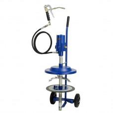 Система раздачи смазки, передвижная для емкостей 20 кг, Ø 270- 310 mm