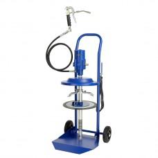 Система раздачи смазки, передвижная для емкостей 20 кг, Ø 270- 310 mm с 17008