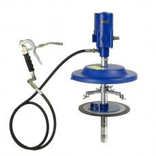Система раздачи смазки, стационарная для емкостей 18 кг, Ø 266 - 291 mm