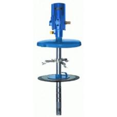Система раздачи смазки 15:1, труба 600 для емкостей 20/30 кг, Ø 270-310 mm