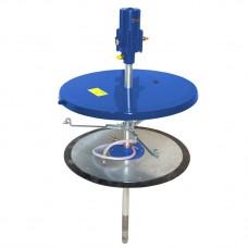 Система раздачи смазки 15:1, труба 1000 для емкостей 200 кг для , Ø 540 - 590 mm