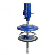 Система раздачи смазки, труба 468 для емкостей 15 кг, Ø  240-270 mm
