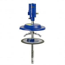 Система раздачи смазки, труба 600 для емкостей 20/30 кг, Ø 270-310 mm