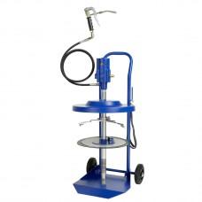 Система раздачи смазки, передвижная для емкостей 50 кг, Ø 335-385 mm, 4мм