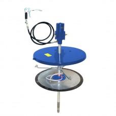 Система раздачи смазки, стационарная для емкостей 200 кг для , Ø 540 - 590мм, шланг 6м