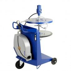 Система раздачи смазки, передвижная для емкостей 200 кг , Ø 540-590 mm