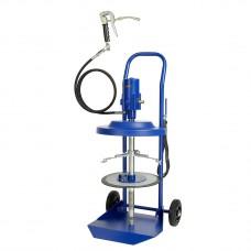 Стационарная система раздачи смазки для емкостей 25 кг, шланг 4м, Ø 310-335 mm
