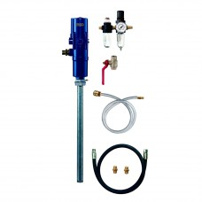Пневматический  насос 1:1 Труба 1200, для резервуаров, комплект