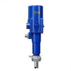 Пневматический  насос 3:1, труба 570, 60 л емкость
