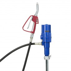 Система раздачи масла, стационарная, труба 570, 60 л емкость